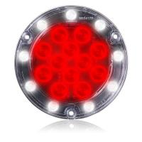 Hybrid Series LED Round Stop